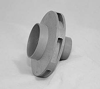 SUPRAMAX 3/4 HP IMPELLER ASSEMBLY