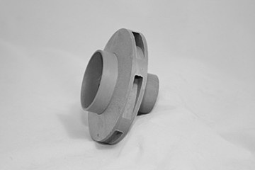 SUPRAMAX 1 HP IMPELLER ASSEMBLY